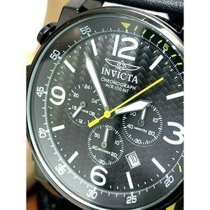 Invicta Men's Watch 20140 I-Force Black Dial Lefty